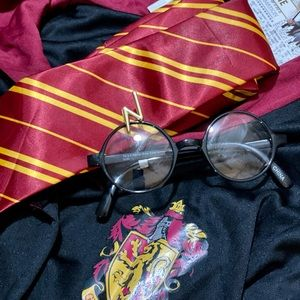 Harry Potter Child L/XL! 7 items included